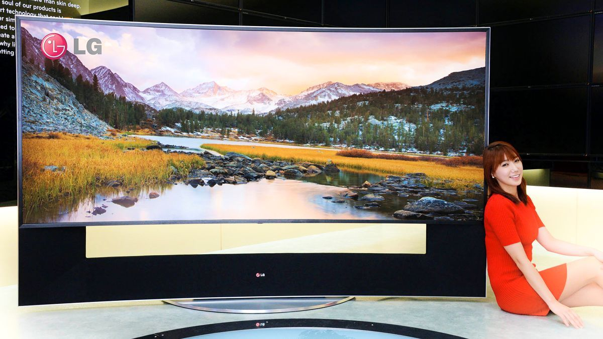 Curved Monitor - Curved TV